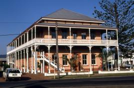 ex railway building